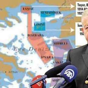 «Βγήκαν τα μαχαίρια» στο Τουρκικό υπουργείο άμυνας-Η «καρατόμηση» του υπέρμαχου της «Γαλάζιας Πατρίδας»-Την επόμενη κίνηση της Άγκυρας στη θάλασσα περιμένει ηΑθήνα