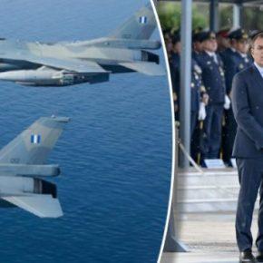 Στον αέρα ο εκσυγχρονισμός των F-16 – Κενό στην αμυντικήομπρέλα