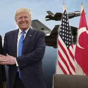 Όπισθεν ολοταχώς οι ΗΠΑ στις κυρώσεις κατά Τουρκίας για F-35 – GAO: «Ρίσκο η αποβολή τηςΆγκυρας»