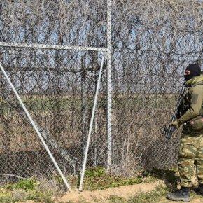 Μ. Χρυσοχοΐδης: Πραγματικότητα σε λίγους μήνες ο φράχτης τουΕβρου