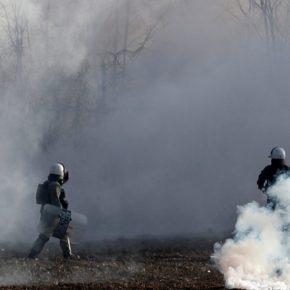 «Ο εκβιασμός της Τουρκίας απέναντι στην Ελλάδα και την Ευρώπη σταμάτησε στονΈβρο»