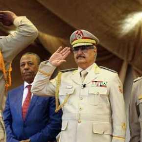 Λιβύη: Οι δυνάμεις του στρατάρχη Χάφταρ αποσύρθηκαν από περιοχές τηςΤρίπολης