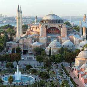Τουρκικό δημοσιεύμα: Οι Τούρκοι θέλουν την Αγιά Σοφιά να την μετατρέψουν σεΤζαμί