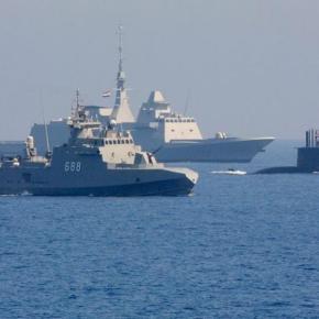 Ναυτική Task Force από Αίγυπτο κατά Τουρκίας: Αγορές-»μαμούθ» απόΣίσι