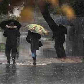 Χαλάει ο καιρός τη Δευτέρα: Βροχές και καταιγίδες σχεδόν σε όλη τηνΕλλάδα