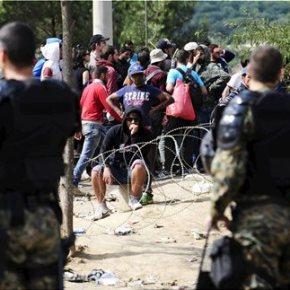 Ο FRONTEX προειδοποιεί για νέο κύμα μεταναστών στα ελληνικάσύνορα