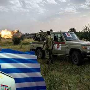 Ο LNA ελέγχει επίσημα τις μεγαλύτερες περιοχές τηςΛιβύης
