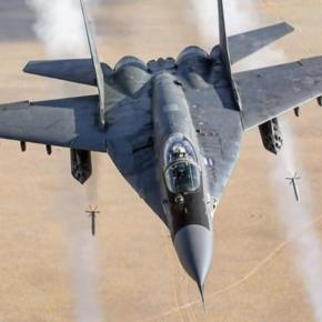 Λιβύη: Χτύπημα των δυνάμεων του Χ. Χαφτάρ σε πυρήνες του GNA – Χρησιμοποιήθηκαν τα νεοαφιχθέντα MiG-29(φώτο)