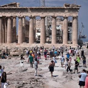 Τον γύρο του κόσμου κάνει το άνοιγμα της τουριστικής σεζόν στηνΕλλάδα