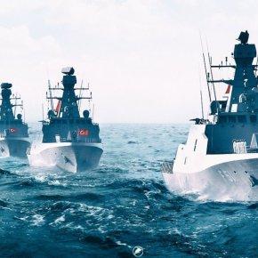 Άγκυρα: «Προειδοποίηση προς την Ελλάδα οι NAVTEX για Ψαρά, Χίο και Σάμο – Αν τολμάτε ας μας βγάλετε απόεκεί»!