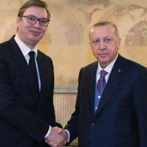 Η Τουρκία διεισδύει στην Σερβία: Υπέγραψαν στρατηγική συμφωνία αμυντικής συνεργασίας – Η Ελλάδα πουείναι;