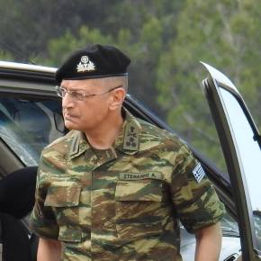 ΥΦΕΘΑ Α.Στεφανής: Ο μοναδικός Αρχηγός που είχε εισηγηθεί «να μπούμε στηΤουρκία»