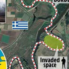 ΔΙΕΘΝΩΣ ΠΕΡΙΓΕΛΟΣ…!! The Sun: «Τουρκικά στρατεύματα εισέβαλαν στην Ελλάδα και κατέλαβανέδαφος»