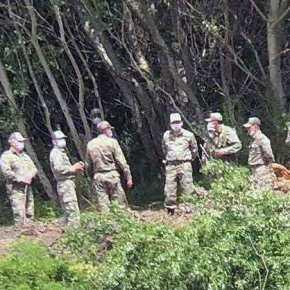 ΑΥΤΟ ΠΑΛΙ ΤΙ ΕΙΝΑΙ…;;;; Φωτογραφία Τούρκων στρατιωτικών ΣΕ ΕΛΛΗΝΙΚΟ ΕΔΑΦΟΣ στονΈβρο…!!!