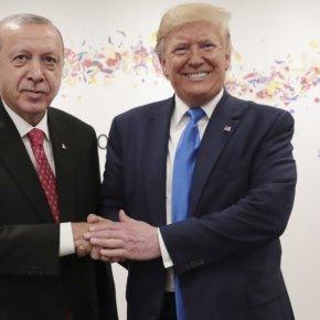 Η Τουρκία «κλείδωσε» συμφωνία με ΗΠΑ για τηνΛιβύη
