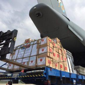 DM: Τουρκικά A400M πηγαίνουν υγειονομικά υλικά στη Νότια Αφρική, επιστρέφουν φορτωμένα μεπυρομαχικά!