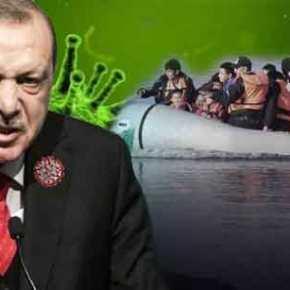 Επιβεβαιώθηκαν οι φόβοι: Θετικοί στον κορωνοϊό δύο νεοαφιχθέντες παράνομοι μετανάστες στη Λέσβο – Σε βάρκα με άλλους49