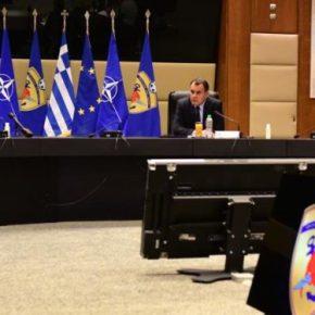 Οι ΕΔ ετοιμάζονται για το καλοκαίρι: Ευρεία σύσκεψη για την αντιπυρική περίοδο που έρχεται(pics)