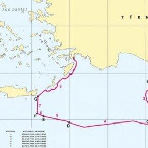 Διακοίνωση της Ελλάδας προς τον ΟΗΕ για σύμφωνο Τουρκίας-Λιβύης με καθυστέρηση έξι μηνών – Τιλέει