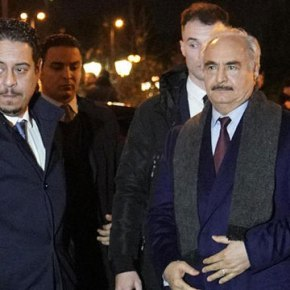 O Xαφτάρ ακυρώνει την συμφωνία Άγκυρας-Τρίπολης: Ζήτησε εσπευσμένα Εθνικό Συμβούλιο για την δημιουργία κυβέρνησηςπροσωπικοτήτων