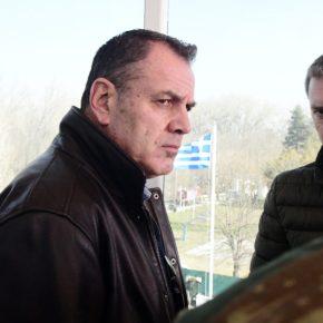 Παναγιωτόπουλος στο ΣΚΑΙ: Δεν έληξε ποτέ ο συναγερμός στον Έβρο – Όλα όσα ειπώθηκαν στην Επιτροπή Εξωτερικών καιΆμυνας