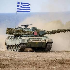 Ελληνικός Στρατός: «Εκπαιδεύονται σαν να πολεμούν» – Εντυπωσιακό βίντεο από το ΓΕΣ.Πάντα σε επαγρύπνηση – Πάντα έτοιμοι να δώσουν δυναμικές απαντήσεις σε όποιοναμφισβητήσει.