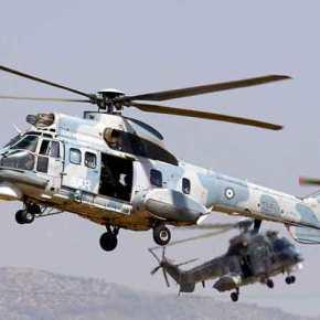 ΠΑΡΟΥΣΙΑΣΗ: AS-532 Mk.2 Cougar, ο από μηχανής θεός για τους πιλότους της Πολεμικής μας Αεροπορίας, όταν κάτι δεν πάεικαλά…