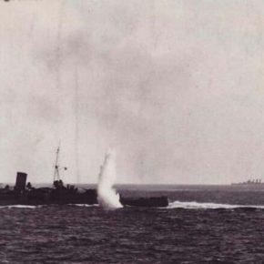 """ΣΑΝ ΣΗΜΕΡΑ – 2 Ιουνίου 1943: Δράση του """"Βασίλισσα Όλγα"""" έξω από τις ιταλικέςακτές"""
