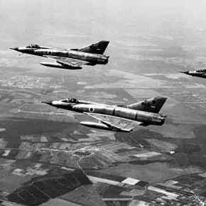 Έξι ημέρες ήταν αρκετές ώστε η Πολεμική Αεροπορία του Ισραήλ να «γονατίσει» όλη τη ΜέσηΑνατολή