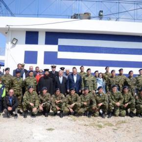 Σκηνικό σύγκρουσης στήνει η Τουρκία: »Υπό Ελληνική κατοχή τοΑγαθονήσι!»