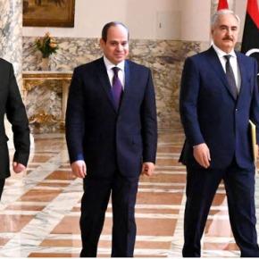Η Ρωσία χαιρετίζει την πρωτοβουλία της Αιγύπτου για τηΛιβύη