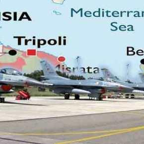 Η Al-Watiya στην Λιβύη μετατρέπεται σε τουρκική αεροπορική βάση – Σε 20′ κτυπούν την Κρήτη από τανότια