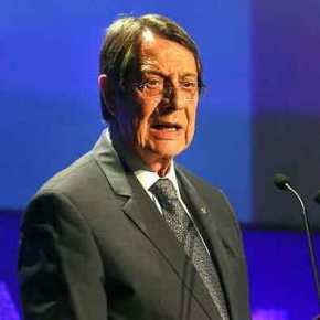 """Δήλωση """"παράδοσης"""" Αναστασιάδη: """"Αν χρησιμοποιήσουμε όπλα θα ΄ναι το τέλος του ΚυπριακούΕλληνισμού""""!!!"""