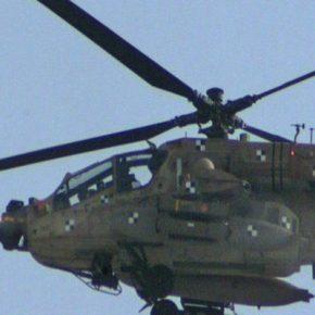 """Αεροπορία Στρατού με Apache A+, Aegean Hawk του Ναυτικού και οι """"θαυματουργοί"""" Rafael SpikeNLOS"""