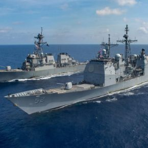 """Όλοι μιλούν για την ανάγκη ενίσχυσης του ΠΝ, AN όμως παρθούν """"δύσκολες"""" αποφάσεις, αγοραστούν νέα πλοία, έρθουν ΑΒ ή Tico, με μεγάλο κόστος, θαστηρίξουμε;"""