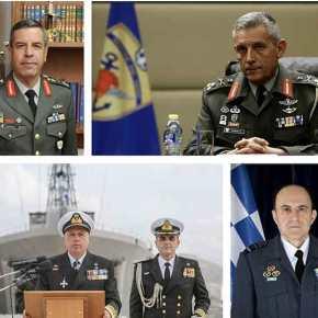 Ελληνοτουρκικά: Πολλά λόγια, λίγη δράση και ο ρόλος των Αρχηγών που δεν μπορούν πια νασιωπούν