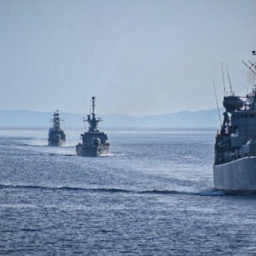 Anadolu: «Σχεδιάζεται ναυτικός αποκλεισμός της Τουρκίας από τους Στόλους Ελλάδας καιΑιγύπτου»