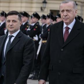 Ρωσοτουρκική συμμαχία τέλος: Οργή Μόσχας για την αμυντική σχέση Τουρκίας-Ουκρανίας