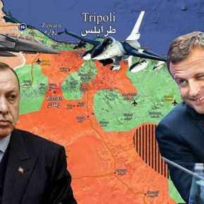 Γαλλική εμπλοκή στη Λιβύη: Πολεμικά αεροσκάφη πάνω απόΤούρκους-GNA