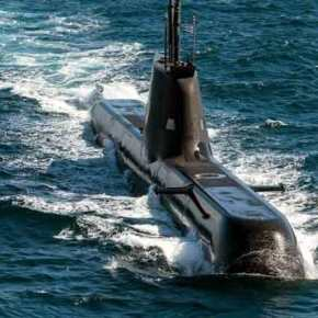 Κρίσιμες μέρες στην ελληνική υφαλοκρηπίδα: Στην πρώτη γραμμή τα υποβρύχια τύπου214