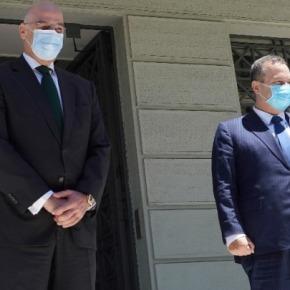 Ν. Δένδιας: Ισχυροί οι δεσμοί μεταξύ Ελλάδας καιΣερβίας