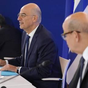 Δένδιας στην ΕΕ: Η Τουρκία κλιμακώνει τις προκλήσεις – Απαντάμεαποφασιστικά