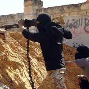 Τούρκοι και τζιχαντιστές λεηλατούν σπίτια και σφάζουν ζώα στην Ταρχούνα – Στρατιωτική εμπλοκή της Αιγύπτου ζήτησε οΧαφτάρ