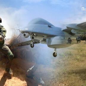 Αιφνιδιασμός στην Άγκυρα:Τα πρώτα drones που θα επιτηρούν τα ελληνικάσύνορα