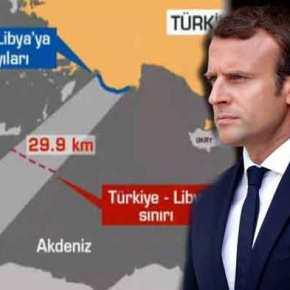 Οργή από Παρίσι κατά Άγκυρας: «Απαράδεκτη η τουρκική επέμβαση στην Λιβύη – Δεν πρόκειται να τηνεπιτρέψουμε»!