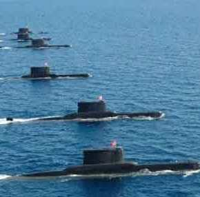Προς άγνωστη κατεύθυνση αναχωρούν τα τουρκικά υποβρύχια – Πληροφορίες για μαζικόαπόπλου