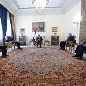 Η Αίγυπτος εκφράζει την ικανοποίησή της για τα αποτελέσματα της επίσκεψηςΔένδια