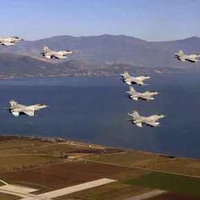 Έντονη η ενόχληση της Τουρκίας από τη συμφωνία για την ΑΟΖ: Φλερτάρει με ατύχημα, 10 οπλισμένα τουρκικά μαχητικά, πέντεαερομαχίες