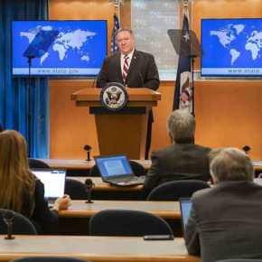"""Η Ουάσιγκτον τάσσεται υπέρ της Ελλάδας για το παράνομο μνημόνιο Τουρκίας-Τρίπολης: """"Είναιπροκλητικό""""…"""