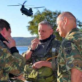 Έτοιμοι να αποκρούσουμε κάθε ενδεχόμενο κύμα: Ο Στρατηγός είπε το αυτονόητο ως Στρατιωτικός καιΑρχηγός